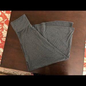 LulaRoe Maxi Skirt-Grey